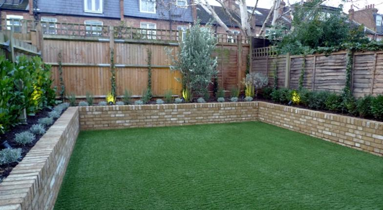 London Garden Wall Company London Garden Brickwall Builders